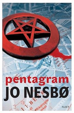 Pentagram obálka knihy
