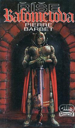 Říše Bafometova obálka knihy