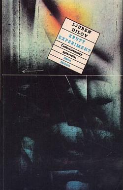 Krutý experiment obálka knihy