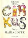 Cirkus bez maringotek obálka knihy