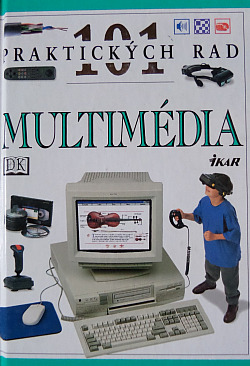 Multimédia - 101 praktických rad obálka knihy