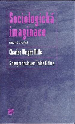 Sociologická imaginace obálka knihy