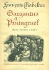 Gargantua a Pantagruel. Svazek 2, Kniha čtvrtá a pátá obálka knihy