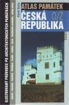 Atlas památek: Česká republika / 2.díl O-Ž obálka knihy
