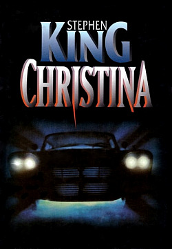 Christina obálka knihy