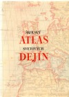 Školský atlas svetových dejín