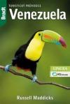 Venezuela obálka knihy