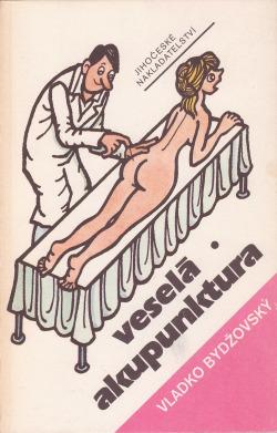 Veselá akupunktura obálka knihy