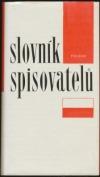 Slovník spisovatelů Polsko obálka knihy