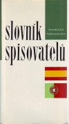 Slovník spisovatelů Španělsko, Portugalsko obálka knihy