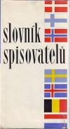 Slovník spisovatelů: Dánsko-Finsko-Norsko-Švédsko-Island-Nizozemí-Belgie