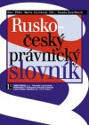 Rusko-český právnický slovník