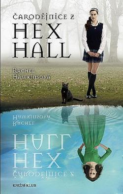 Čarodějnice z Hex Hall obálka knihy