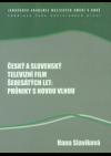 Český a slovenský televizní film šedesátých let : průniky s novou vlnou