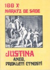 Justina aneb prokletí ctnosti - 100x markýz de Sade