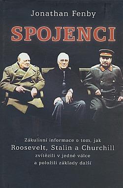 Spojenci obálka knihy