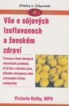 Vše o sójových izoflavonech a ženském zdraví obálka knihy