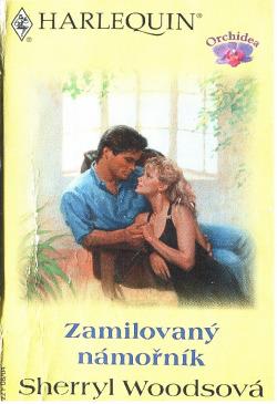 Zamilovaný námořník obálka knihy