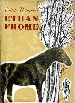 Ethan Frome obálka knihy