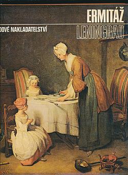 Ermitáž Leningrad obálka knihy