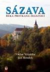 Sázava - Řeka protkaná železnicí