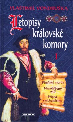 Plzeňské mordy, Nepohřbený rytíř, Případ s alchymistou obálka knihy