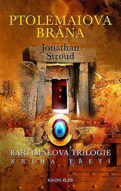 Ptolemaiova brána obálka knihy