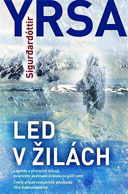 Led v žilách obálka knihy