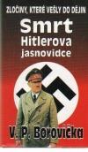 Smrt Hitlerova jasnovidce obálka knihy