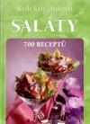 Saláty 700 receptů obálka knihy