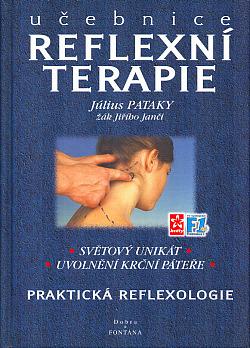 Učebnice reflexní terapie obálka knihy