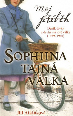Sophiina tajná válka obálka knihy