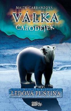 Ledová pustina obálka knihy