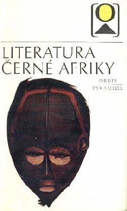 Literatura černé Afriky obálka knihy