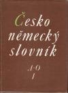 Česko - německý slovník I