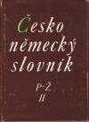 Česko - německý slovník II