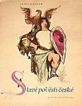 Staré pověsti české obálka knihy