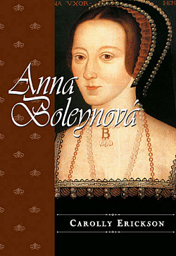Anna Boleynová obálka knihy