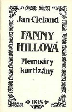 Fanny Hillová - memoáry kurtizány obálka knihy