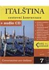 Italština - cestovní konverzace + audio CD
