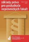 Základy práva pro posluchače neprávnických fakult