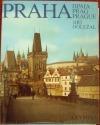 Praha obálka knihy