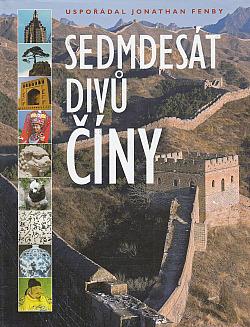 Sedmdesát divů Číny obálka knihy