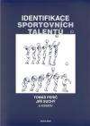 Identifikace sportovních talentů obálka knihy
