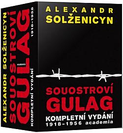 Souostroví Gulag: 1918–1956 obálka knihy