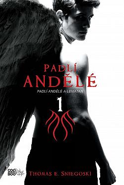 Padlí andělé / Leviatan obálka knihy
