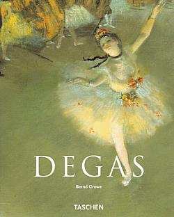 Degas obálka knihy