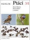 Fauna ČR. Ptáci 3/I