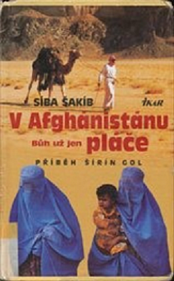 V Afghánistánu Bůh už jen pláče obálka knihy