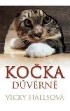 Kočka důvěrně - Nezbytná příručka pro všechny milovníky koček obálka knihy